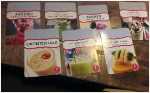 Blik op Koken Smoothies en Milkshakes Imagebooks Factory kookboek blikje cadeau 40 originele smoothie en milkshake recepten recensie review