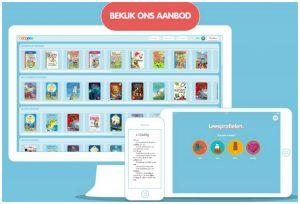 Booqees kinderboekenplatform leesvoer abonnement gratis proberen account boekenwurm lezen bibliotheek bieb boekies