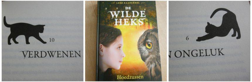 De wilde Heks IV: Bloedzussen Lene Kaaberbøl Lannoo kinderboekenreeks spanning magie opdracht proef gevaarlijk recensie review