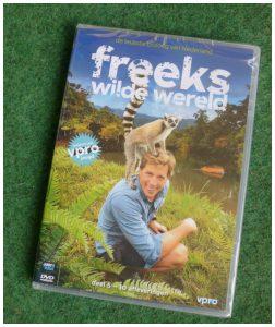 DVD Freeks Wilde Wereld Deel 5 Just4Kids Freek Vonk afleveringen Madagaskar Belize Jordanië Dode Zee recensie review