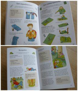 Het leukste survival handboek voor jonge outdoorhelden Son Tyberg natuur informatief Deltas recensie review
