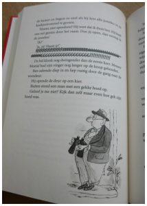 Oma Boef David Walliams Clavis Zelf Lezen Voorlezen voorleesboek oude mensen saai logeren Tony Ross tekeningen spannend humor geheim dief recensie review