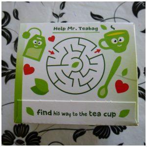 Pickwick One Two Tea Appel Kids Tea kinderthee 100 % natuurlijk bevat geen cafeïne recensie review zoethout hoge bloeddruk advies kinderen maximaal twee koppen