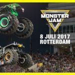 Winactie Monster Jam De Kuip Rotterdam Maak kans op 4 tickets voor Monster Jam winnen