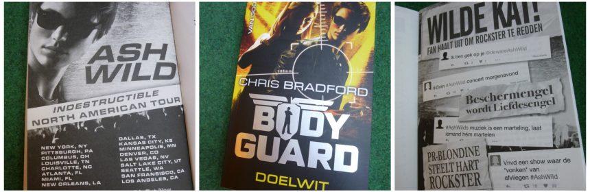 Bodyguard 4 Doelwit Chris Bradford Zelf Lezen tieneridool reeks afzonderlijk tournee buddyguard team veiligheid Van Goor recensie review