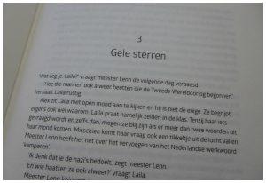 De brieven van Mia Astrid Sy Zelf Lezen kinderboek jeugdboek Rose Stories letterformaat Tweede Wereldoorlog vluchtelingen Syrië asielzoekerscentrum Almere verleden heden recensie review