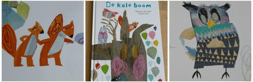New De kale boom: schitterend verhaal over vriendschap [recensie] #ZJ02