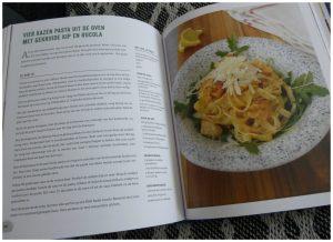De man die koken kan Walter Luitwieler Aerial Media Company kookboek recepten ontbijt diner dessert gebak feestelijke gerechten enthousiasme recensie review