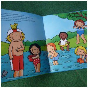 Grote Anna op kamp Kathleen Amant prentenboek Clavis zomerkamp voorbereiding spannend jeugdbeweging scouting recensie review