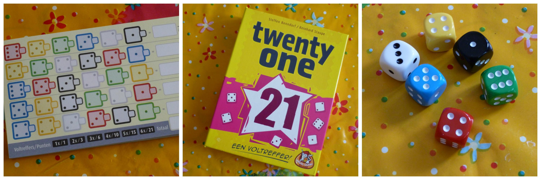 Twenty one spelregels