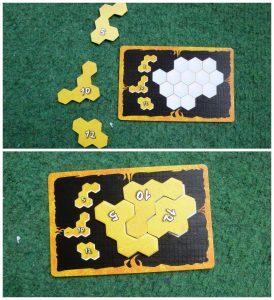 Ubongo Extreem Fun & Go White Goblin Games Denkspel vakantie reiseditie compact opdrachten puzzels puzzelstukjes puzzelen draaien solo spelletje omkeren passen recensie review