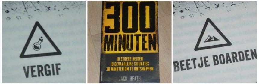 300 minuten Jack Heath Unieboek Zelf Lezen jeugdboek vormgeving aftellen leestempo verhalen half uur held tijd vormgeving recensie review