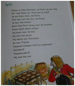 De schat van Klaas Kompaan Arend van Dam AVI M4 Zelf Lezen over lang geleden Michiel de Ruyter Piet Heijn 1587 Leren Lezen recensie review