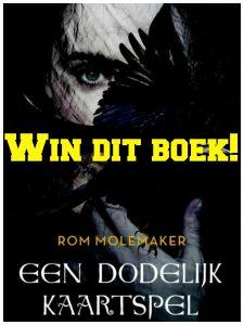 Een dodelijk kaartspel Rom Molemaker Uitgeverij Holland Young Adult heks spannend recensie review winactie Facebook