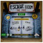 Escape Room The Game Gezelschapsspel Identity Games 16+ kinderen volwassenen uitbreidingssets Prins Break decoder puzzles geheime boodschappen oplossing hints gevangenis ontsnappen