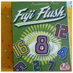 Fuji Flush White Goblin Games nieuw kaartspel recensie review