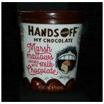 Hands Off My Chocolate Chocoladebekers chocoladeballen bekers hazelnoot praline zeezout zachte karamel caramel marshmallows Belgische chocolade bonbonschap Jumbo Supermarkten Marqt recensie review