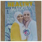 Healthy sisters Rachida en Najima Kharbouch Xander Uitgevers Lifestyle recepten tips motiverend blog gezonde levensstijl sport bewegen eten ervaringsdeskundige recensie review