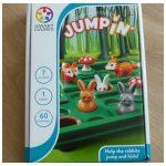 Jump In Smart Games Solospel brein hersenen denken opdrachten oplossingen opdrachten boekje recensie review