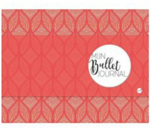 Mijn Bullet Journal Blauw of rood Hobby BBNC MUS Creatief hobby lifestyle key bujo recensie review