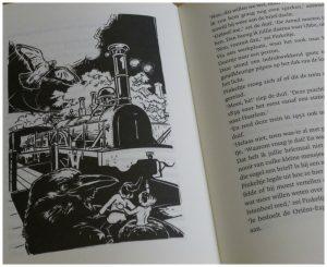 Pinkeltje in het Spoorwegmuseum Orient Expres Dick Laan Unirboek Het Spectrum Zelf Lezen Voorleesboek recensie review