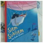 Siem Subliem en het rode gevaar deel 2 Tosca Menten Siem Subliem en het ei van Jannes parfum concurrenten geurtje tekeningen speels verhaal vormgeving Van Goor recensie review