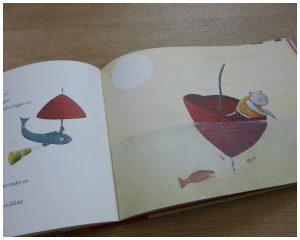 Cas de Kat Connie Snoek prentenboek binnenkat huisdier baasje eiland wild tekeningen verhaal triest kinderen gevoelig recensie review