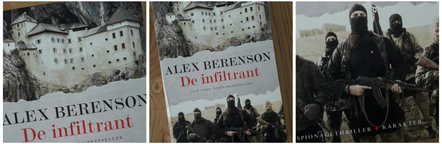 De infiltrant Alex Berenson Spionage thriller spionagethriller Karakter Uitgevers terrorisme dreiging Islam CIA Amerika Al Qaida Saudi- Arabië recensie review