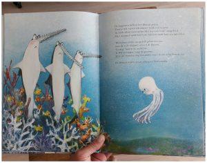 Fred is druk Janna de Lathouder prentenboek Clavis drukke kinderen stuiterballen eenzaam aanrader boekenkast thuis school recensie review