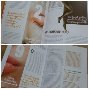 Masterplan Huid & Haar 100 % natuurlijk mooi Life Unlimited Media zelfhulp bookazine experts onderwerp masterplan voeding vitaminen en verjonging recensie review