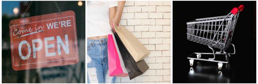 winkelen versus online shoppen acties.nl kortingscode laptop Coolblue winkelwagentje winkelmandje