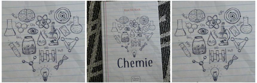 Chemie Kaat de Kock Young Adult Clavis verliefdheid leraar leerling Griekenland waargebeurd verhaal flirten school recensie review
