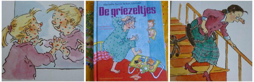 De griezeltjes Marianne Busser Ron Schröder Van Holkema & Warendorf voorleesboek Kinderboekenweek thema Gruwelijk Eng vorlezen verhaaltjes recensie review