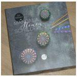 DIY Pakket Mandala Stenen Schilderen Boek verven acrylverf dotting tools penselen natuurstenen inspiratie instructie tips ideeën MUS Creatief BBNC recensie review