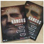 Narcos Seizoen 2 DVD Blu-Ray Just Entertainment Netflix serie Pablo Escobar drugsbaron gebaseerd waargebeurd verhaal geschiedenis Facebook recensie review winactie