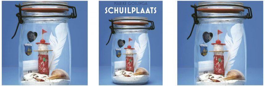 Schuilplaats Marike Goslinga Zelf Lezen Leopold jeugdboek Vlieland overlijden verdriet vakantie recensie review