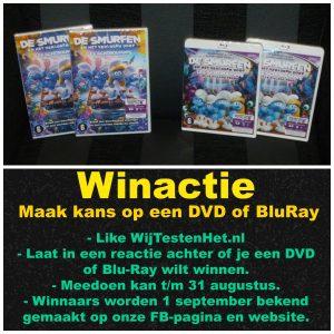 De smurfen en het verloren dorp DVD Blu-Ray Sony recensie review winactie winnen Facebook Sony Pictures Home Entertainment trailer