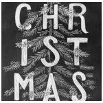Christmas Winterkleurkaarten Valerie McKeehan Kerstkaarten kleuren potloden stiften krijtbord MUS Creatief BBNC envelop ansichtkaart recensie review
