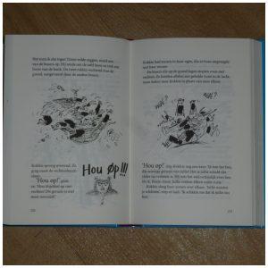 De keukenprins van Mocano 3 Reis naar het Hoge Noorden Mathilda Masters Georgien Overwater Zelf Lezen Terra Lannoo graphic novel spannend grappig tekeningen recensie review
