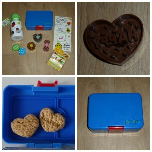 De Leukste Lunch Back-To-School-Pakket Yumbox Mini Snack bento plastic prikkers broodpunch stempel bidon broodtrommelbriefjes webshop webwinkel recensie review