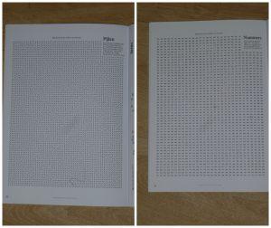 Dot to Dot Super Challenge 4 David Kalvitis puzzelboek BBNC punttekeningen puntenveld alfabet windrichtingen diversiteit recensie review