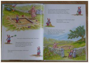 Eigenwijze Tobias Ruud Bruijn Prentenboek De Vier Windstreken herkenbaar ouders kinderen oneens zijn liefde vertederend zandbak tekeningen recensie review