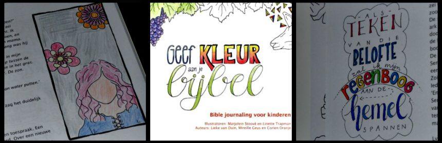 Fabulous Geef kleur aan je Bijbel [recensie] #OC79