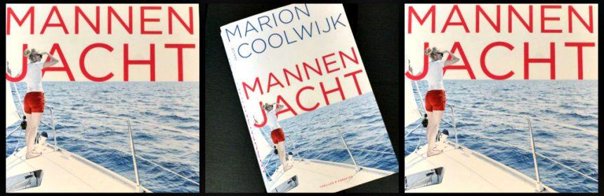 Mannenjacht Marion Coolwijk Thriller Karakter Uitgevers boot liedje ongeluk vrienden recensie review
