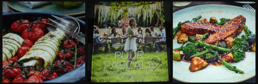 Puur Pascale 2 Pascal Naessens Lannoo Kookboek lifestyle eiwitrijk koolhydraatrijk combinaties gezonder bewuster recepten dieet recensie review