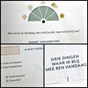 Tussen jou en mij Janneke van Bockel Doeboek dagboek schrijfboek Lannoo dochter zoon vader moeder ouder invullen lezen reageren vertellen waardevol later recensie review