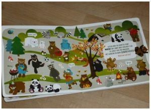 Wie is een piraat? Kathrin Wessel kartonboekje zoekboek baby- en peuterboeken Van Goor gedichtje dieren prenten tekeningen zoeken cadeau recensie review