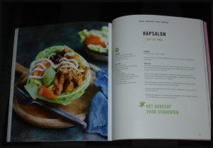Wokking Lekker! Danny Jansen 24Kitchen A.W. Bruna kookboek recepten 50 % groente half uur bereiding eten tafel keuken roerbakken wokken vlees vis zetmeel vegetarisch recensie review