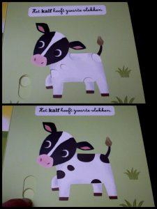 Mijn Boekenbox Babydieren Beweeg Mee Yu-Hsuan Huang uitgeverij Holland Babydieren op de boerderij Babydieren in het wild dierentuin huis peuterproof bewegen schuifjes kartonboekje cadeau kado recensie review