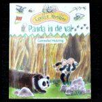Expeditie Werelddier Panda in de val Gonneke Huizing Zelf Lezen Uitgeverij Holland boekenreeks pandacentrum pandaberen China zomervakantie spannend tweeling recensie review